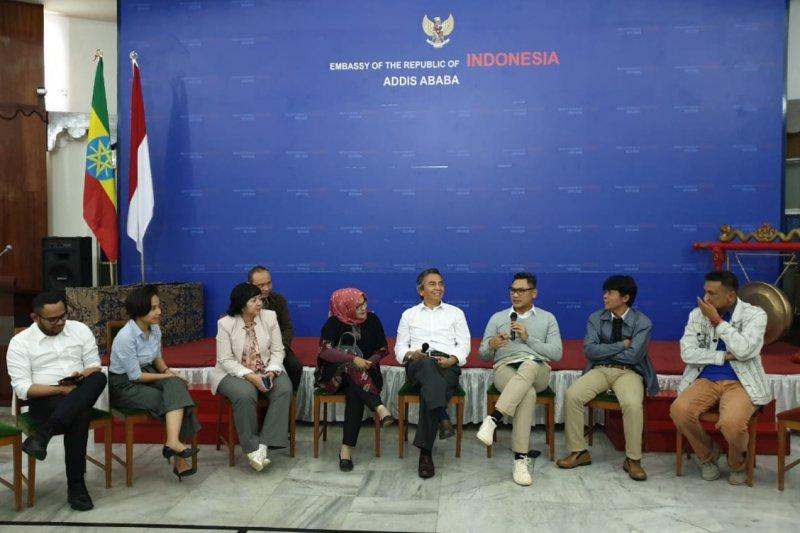 Indonesia tingkatkan diplomasi ekonomi di Ethiopia