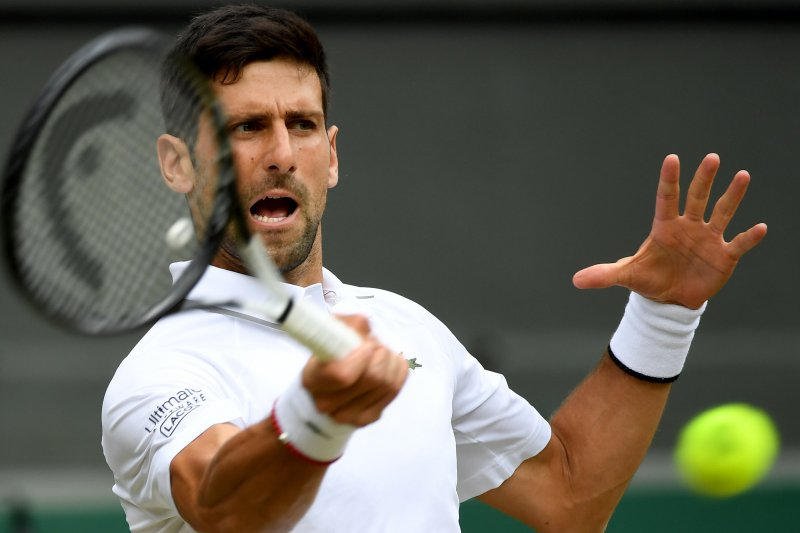 Djokovic puji kualitas Halep di final Wimbledon