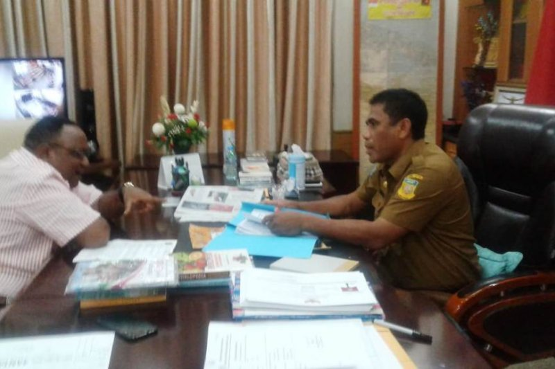 DPRP minta Pemprov Papua segera turun ke lokasi galangan kapal di hutan