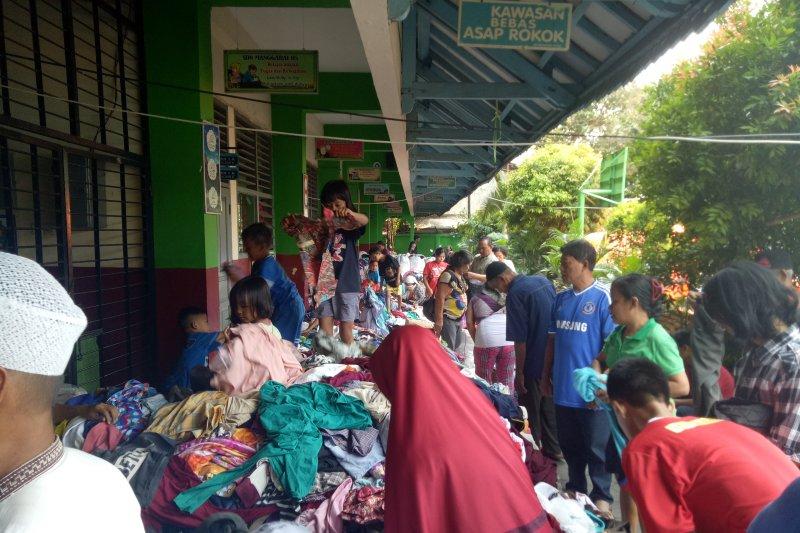 Korban kebakaran Tebet bersiap relokasi posko pengungsian