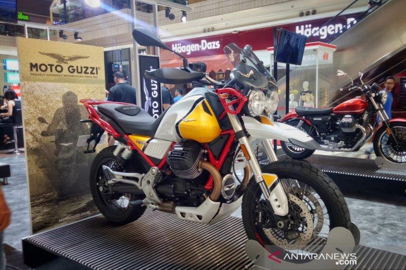 Moto Guzzi V85TT siap meluncur di Indonesia
