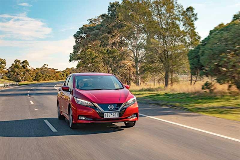 "Mobil listrik Nissan LEAF ""mendarat"" di Australia"