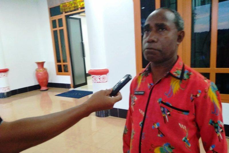 Pemkab Biak Numfor registrasi 11 perda di Pemprov Papua