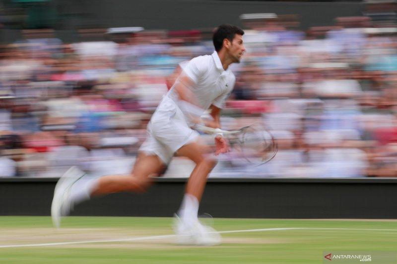 Djokovic termotivasi oleh ide salip rekor Federer