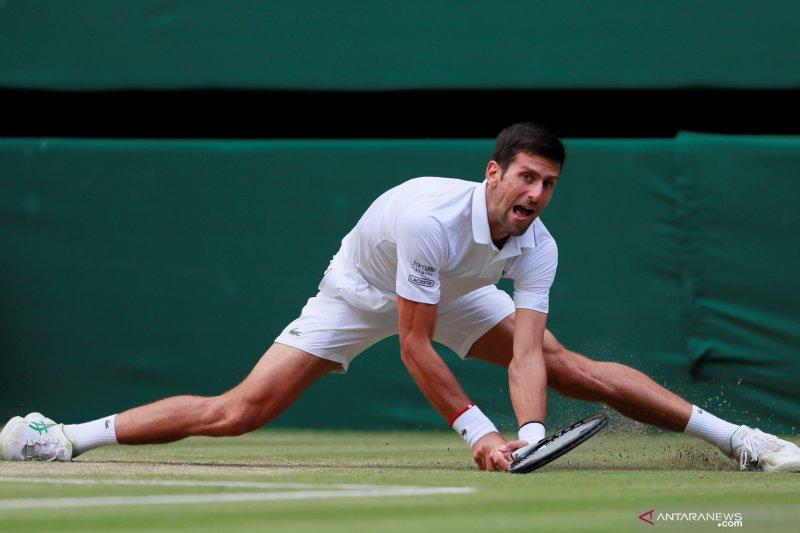 """Djokovic mengancam posisi """"Big Titles"""" Federer"""