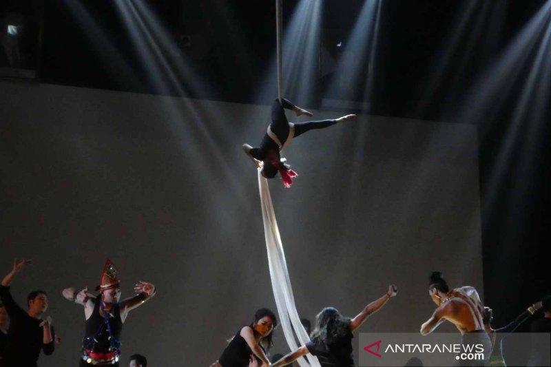 Tarian kolaborasi ASEAN akan tampil di Festival Sindoro-Sumbing