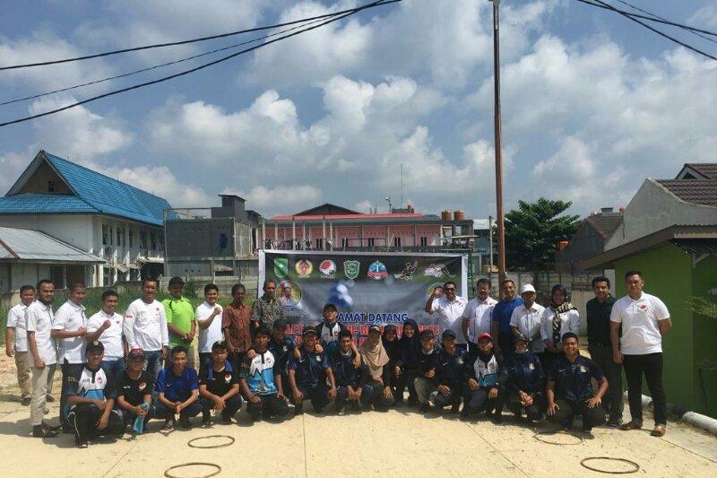 Atlet Bengkalis seleksi Pra PON cabor Petanque di Pekanbaru