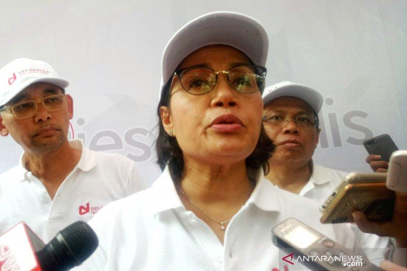 Sri Mulyani: pertemuan Jokowi -Prabowo wujud persatuan bangsa