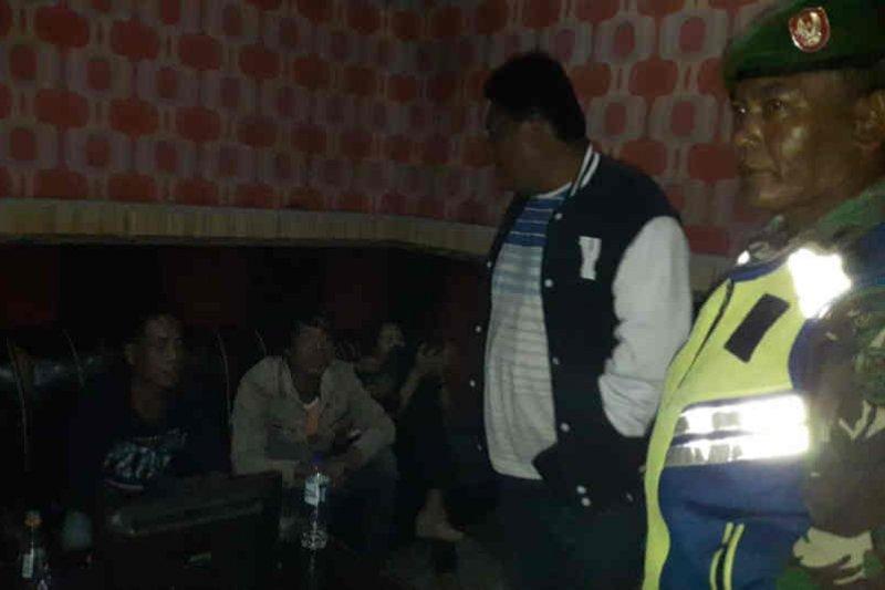 Polres Indramayu razia tempat hiburan malam cegah narkoba