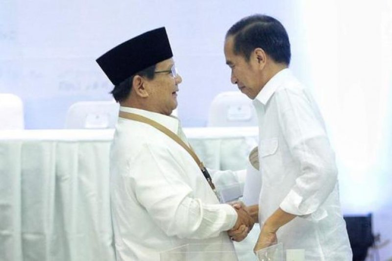 Pertemuan Presiden terpilih Jokowi-Prabowo berikan kesan negarawan
