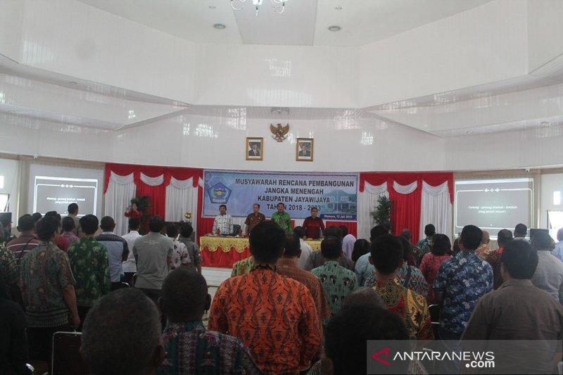 Pemkab Jayawijaya usulkan 80 program untuk RPJMD Provinsi Papua