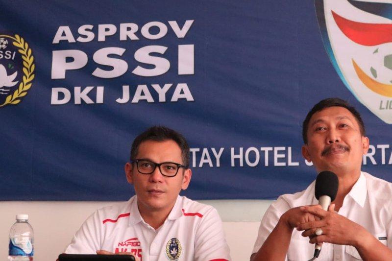 Asprov DKI jadikan Liga 3 pencarian bakat untuk PON 2020