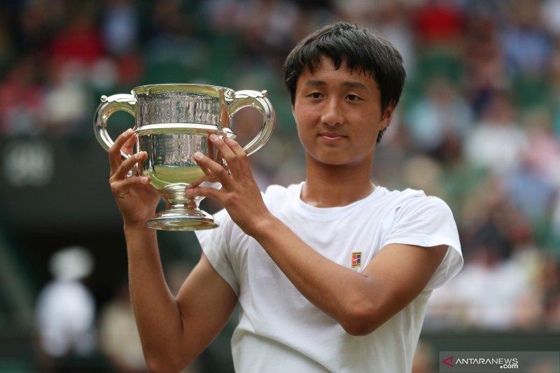 Shintaro Mochizuki buat sejarah Grand Slam bagi Jepang di Wimbledon