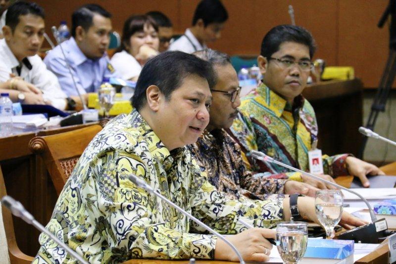 Pemerintah dan DPR sepakat melanjutkan pembahasan RUU Desain Industri