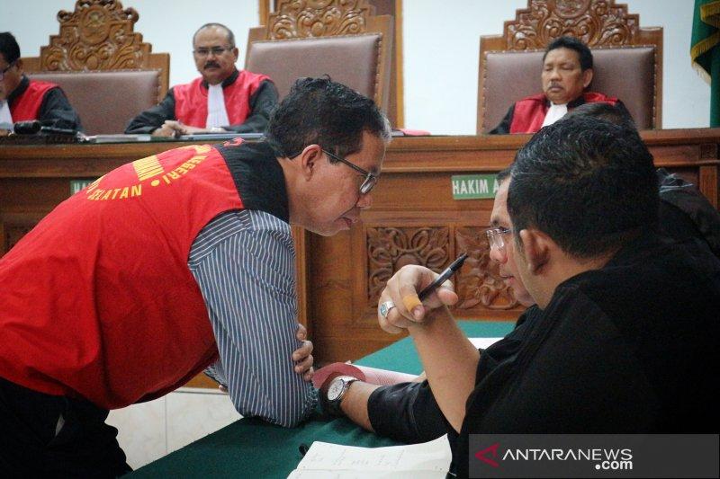 Diberi waktu sehari, kuasa hukum Jokdri bergegas ajukan duplik