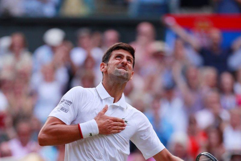 Novak Djokovic: Kemenangan di Wimbledon menyita kekuatan mental