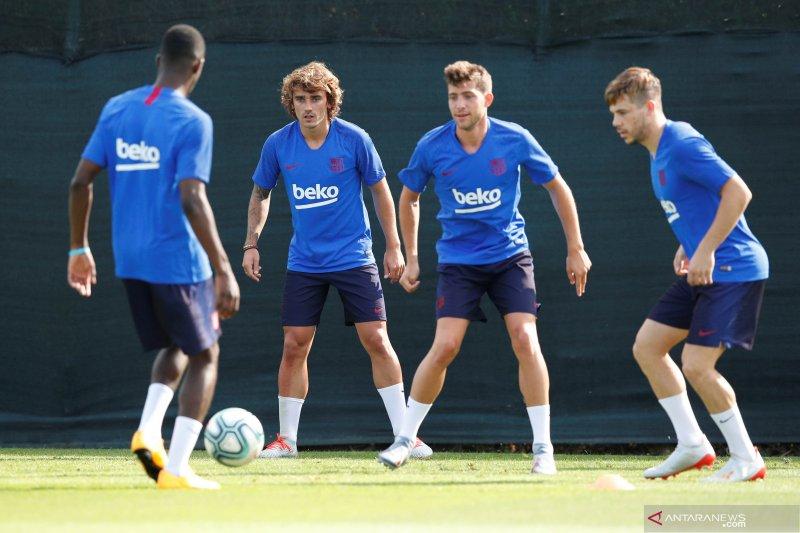 Optimistis Griezmann bakal mampu berkolaborasi di Barcelona