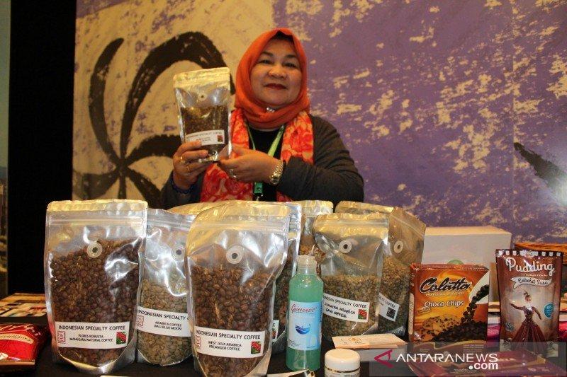 Kopi Indonesia dijual resmi di Selandia Baru