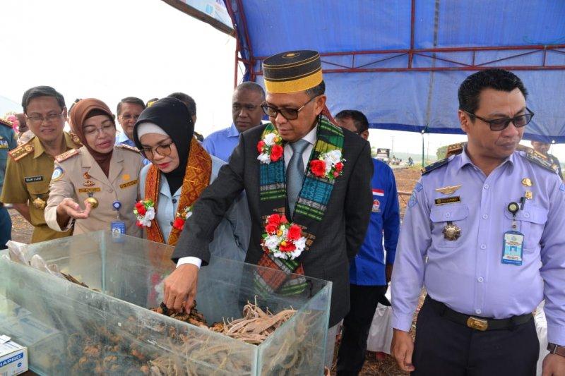 Gubernur Sulsel  minta nelayan curhat ke pemerintah