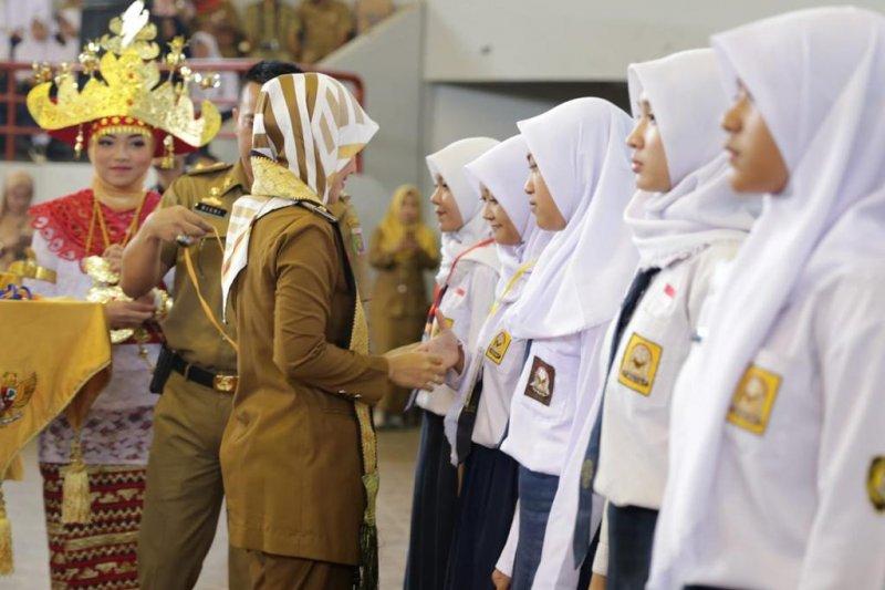 Wagub Lampung ajak peserta didik giat literasi