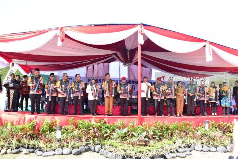 Pemprov Lampung ingin petani lebih sejahtera dan berjaya