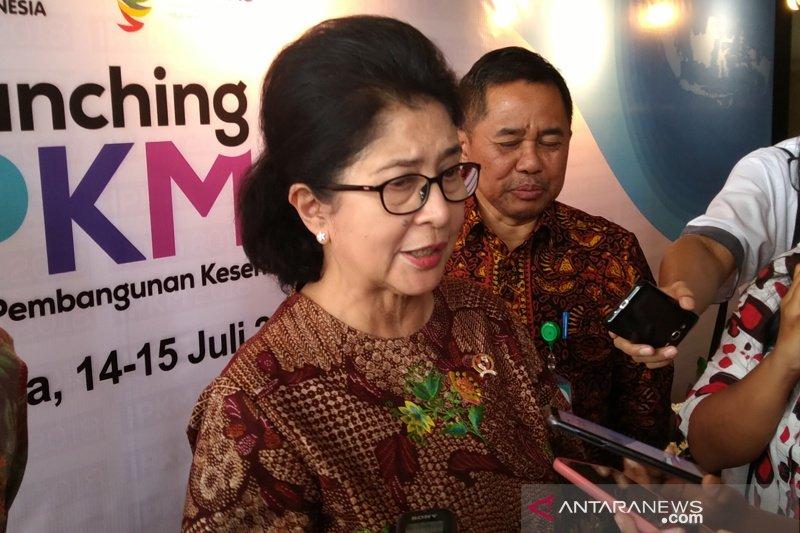Menkes: Kasus penyakit tidak menular meningkat di seluruh Indonesia