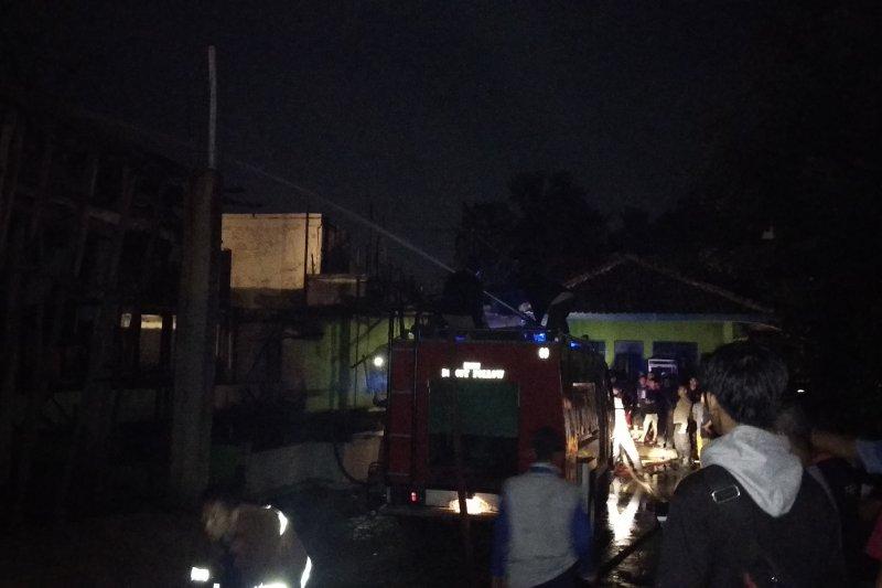 Wali Kota Bandarlampung tinjau langsung lokasi kebakaran