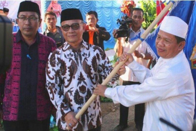 Calhaj Mamuju diberangkatkan dari Embarkasi Hasanuddin