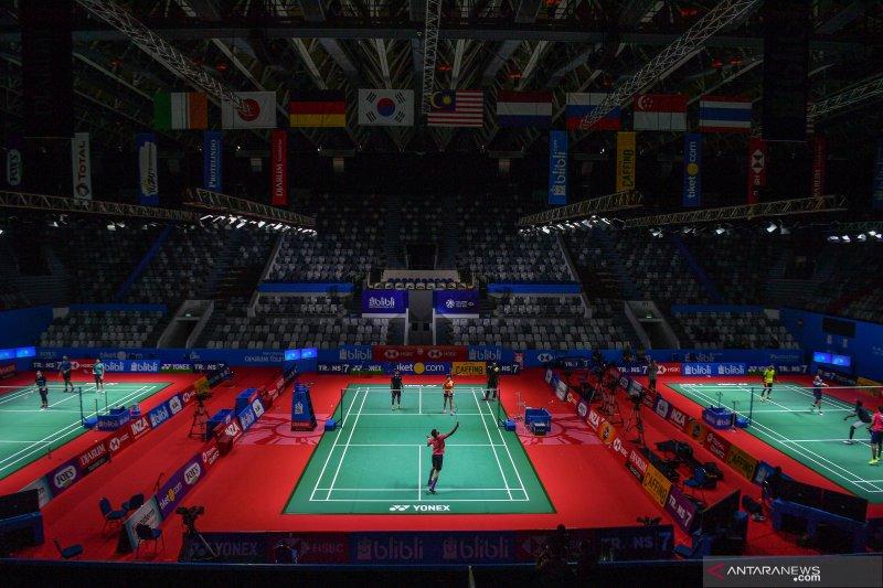 Langridge: Indonesia Open miliki penonton terbaik di dunia