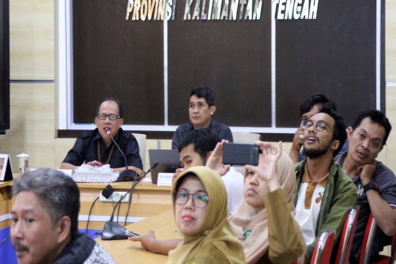Penduduk miskin Kalteng terendah kelima di Indonesia