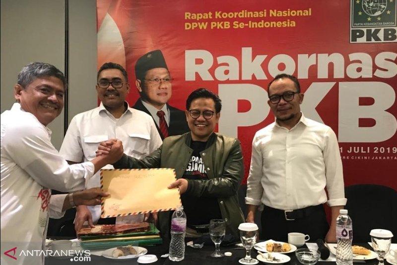 PKB Sulteng dukung kembali Muhaimin pimpin PKB lima tahun ke depan