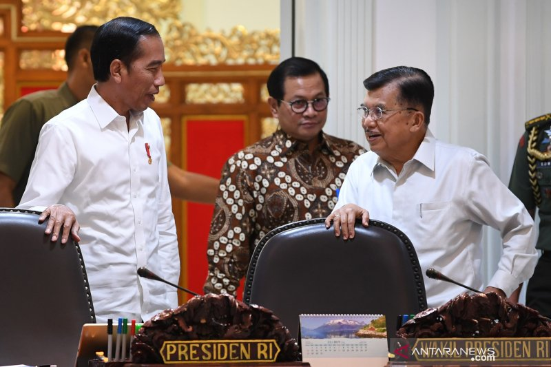 Presiden Jokowi minta risiko gagal panen akibat kemarau diantisipasi