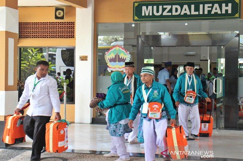 Seorang peserta ibadah haji Sleman batal berangkat karena pikun