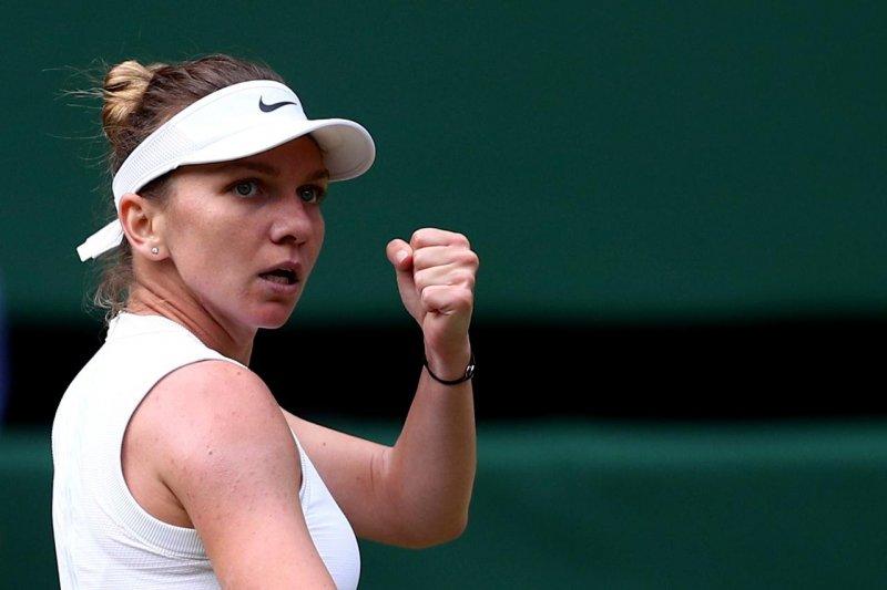 Simona Halep duduki peringkat dua Shenzhen WTA Finals