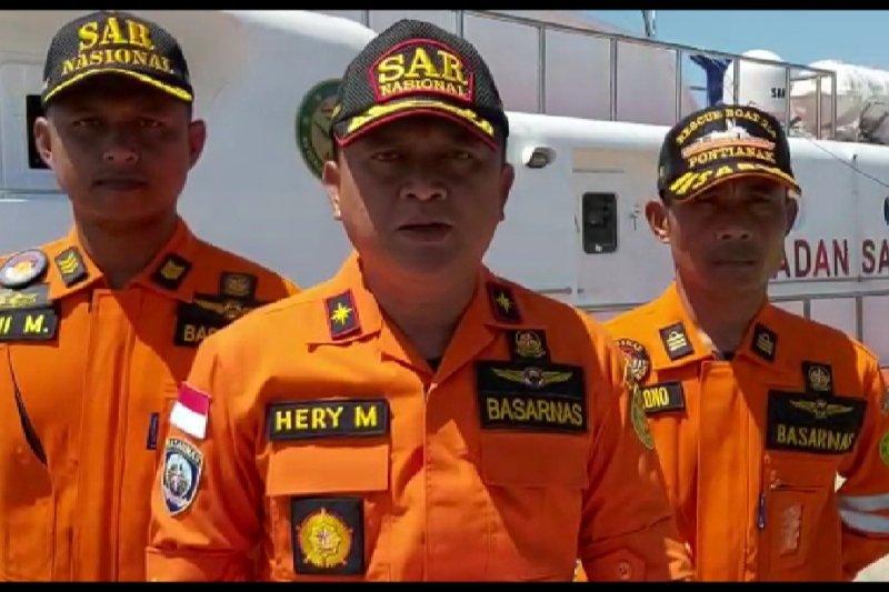 SAR Pontianak: Empat ABK tugboat mega 09 masih hilang