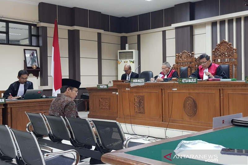 Wakil Ketua non aktif DPR Taufik Kurniawan divonis 6 tahun