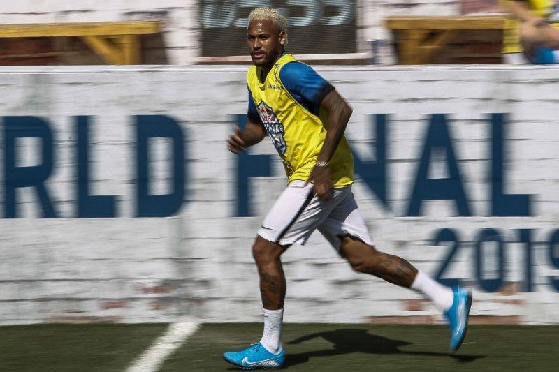 Neymar sudah berlatih dengan PSG