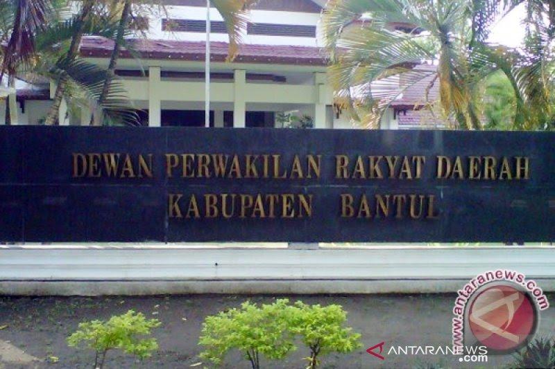 Persiapan pelantikan anggota DPRD Bantul terpilih menunggu SK Gubernur
