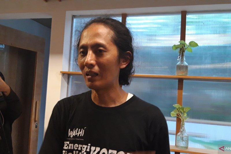 Walhi ingatkan pemerintah dampak lingkungan atas kemudahan investasi