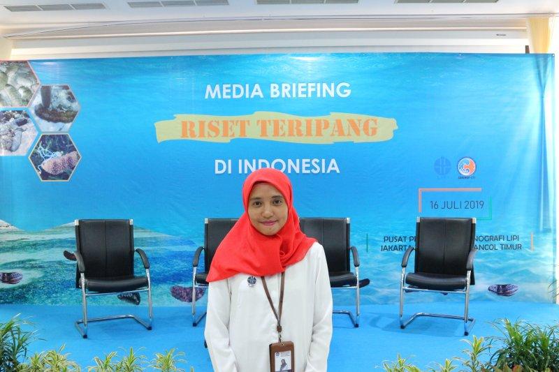 LIPI: teripang jarang dikonsumsi di Indonesia