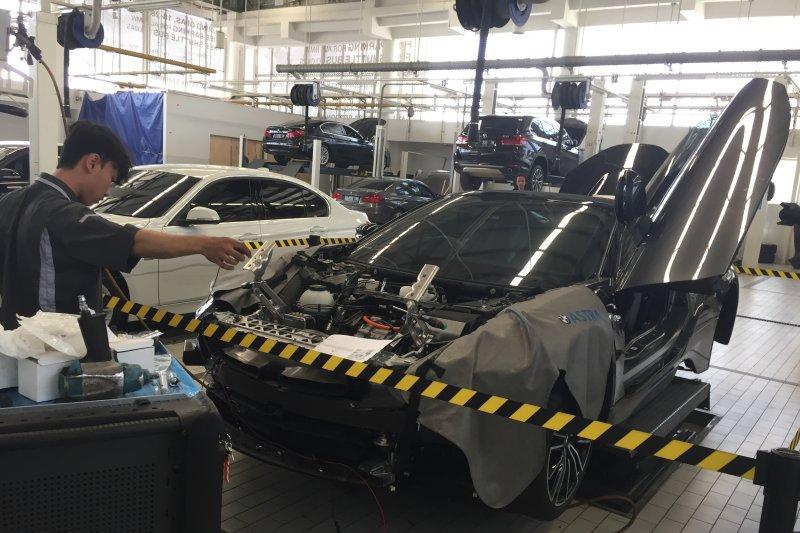 BMW Astra perkenalkan layanan
