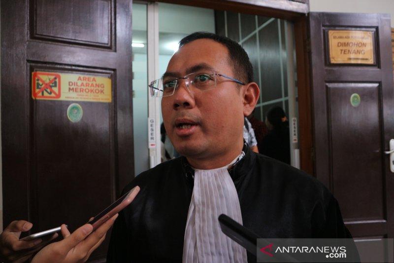 Kuasa hukum Jokdri: Jaksa Penuntut Umum kehabisan argumentasi