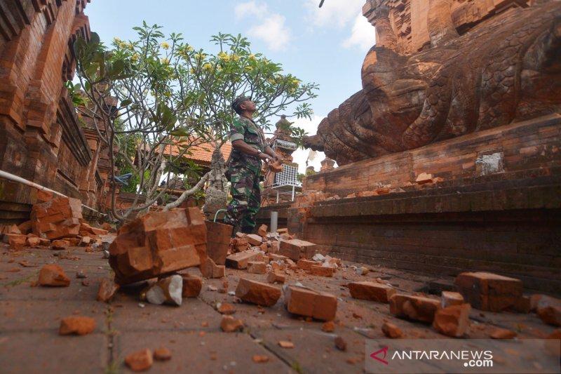 Imbauan Kemenpar bagi wisatawan soal gempa Bali