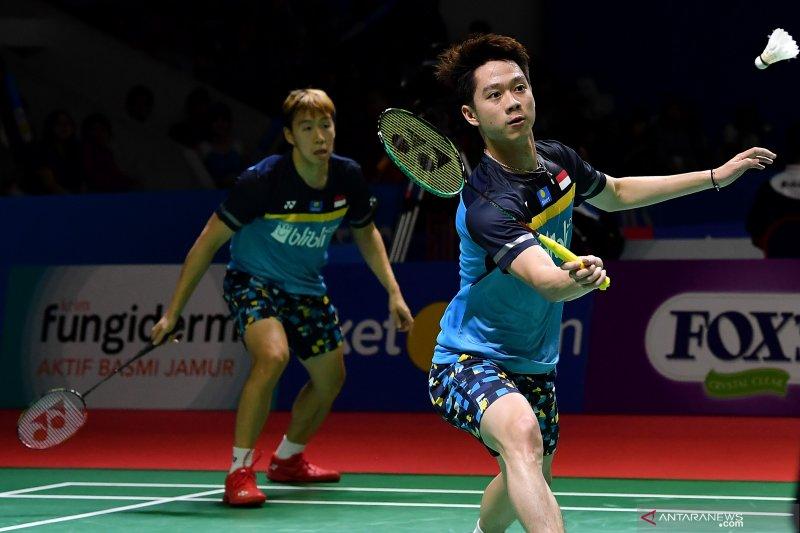Ini jadwal Indonesia Open 2019 hari kedua