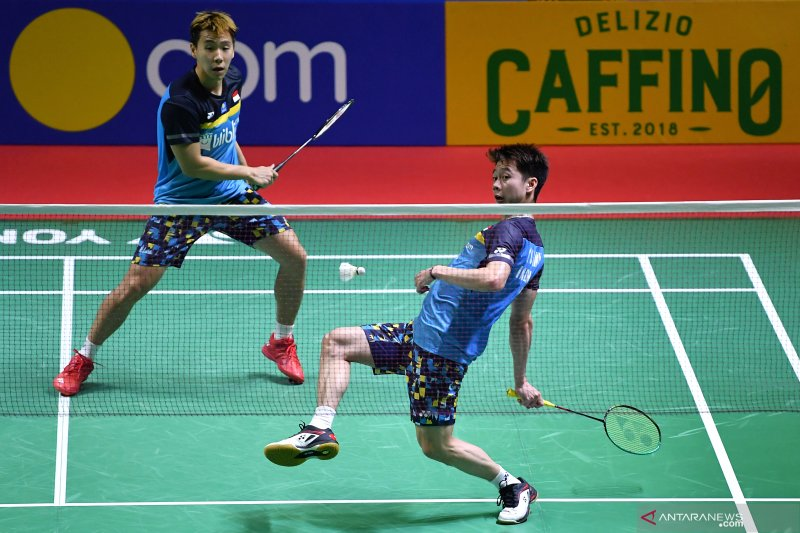 Ringkasan Indonesia Open, enam wakil Indonesia lolos ke babak kedua