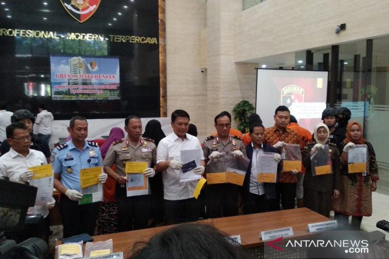 Bareskrim tangkap tujuh tersangka perdagangan orang