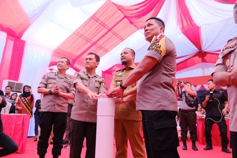 RS Bhayangkara Makassar luncurkan layanan kesehatan berbasis teknologi