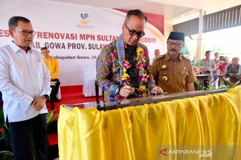 Pemkab Gowa bantu Rp2,5 miliar revitalisasi makam Sultan Hasanuddin