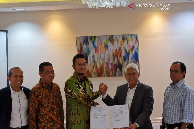 Pemkab Sinjai - LKBN Antara tanda tangani MoU layanan informasi publik