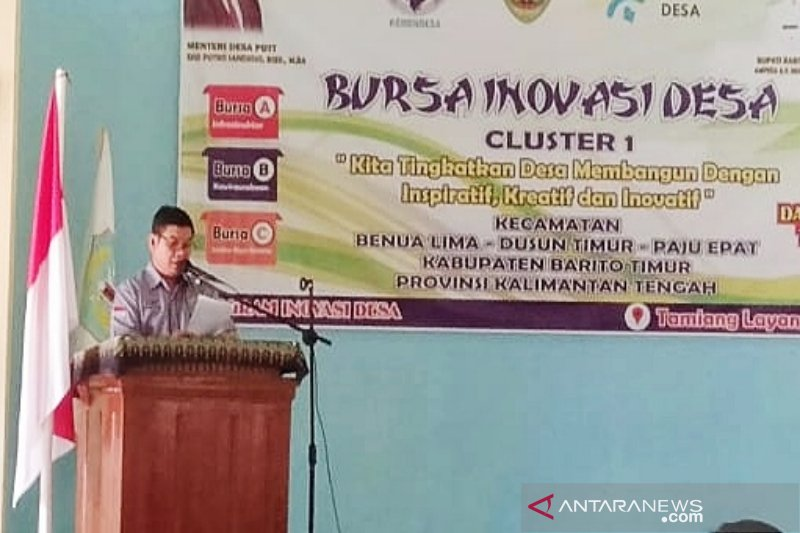 Pemerintah desa di Barito Timur ditantang lebih inovatif
